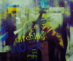 witching hour by RavenOrlov