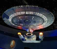 Star Trek: The Experience by cthacker