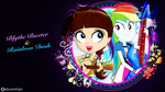 Blythe And Rainbow by shaynelleLPS
