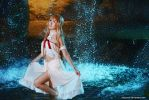 Asuna - Land of the Fairies by vaxzone