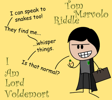 Tom Riddle OotS-Style by MCSquared42