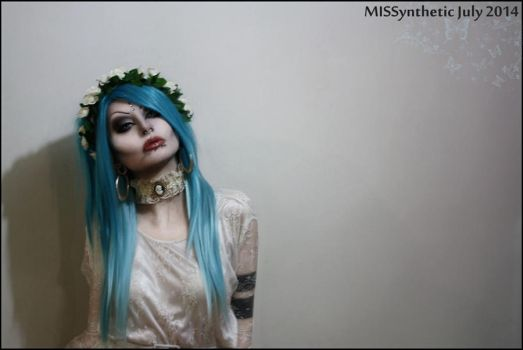 MISSynthetic Monster as a Friend by MISSynthetic-Stock