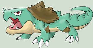 Fakemon - Alinap by PokeboyD