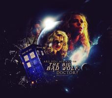 Big Bad Wolf, Doctor? by sailorjessi