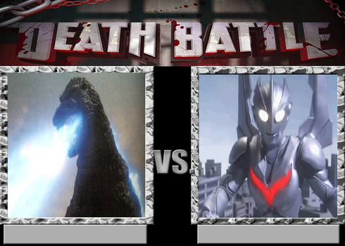 Godzilla vs Ultraman Noa by redgriffin22