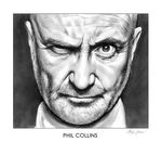 Phil Collins by gregchapin