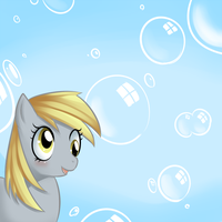 BUBBLES by Mewball