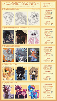COMMISSIONS INFO (OLD) by D-Dyee