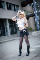 You are Under Arrest! - PantyPolice by honey----bunny