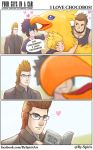 FFXV - I love Chocobos by Ry-Spirit