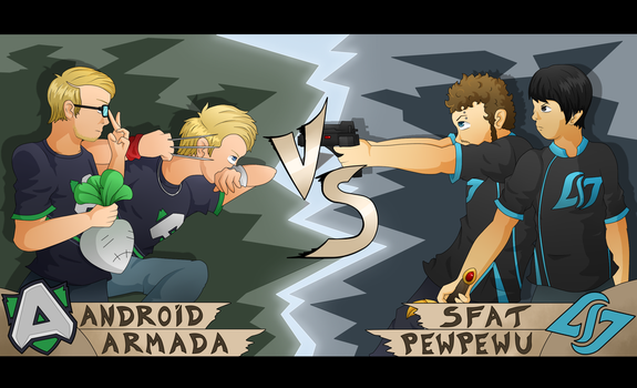 Melee Teams: Who Gonna Win by HeyAnkey