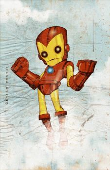 Iron Man by UMINGA