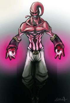 Buu by mobius-9