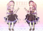 Adoptable : Lolita Girl 1 [OPEN@13USD/Pts] by Hyrei