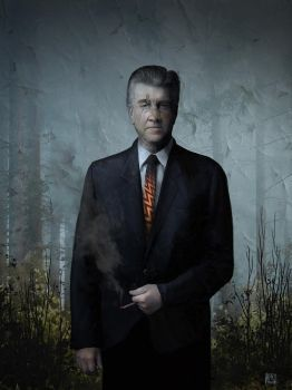 David Lynch by mgenccinar