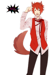 Ittoki Otoya Render2 by Lucarity