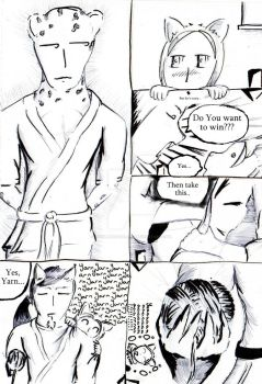 Fluffy Karate Page 2 by ONeillMartialArt