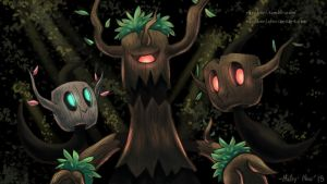 A Phantump Picture