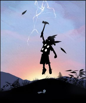 Thor Kid by AndyFairhurst