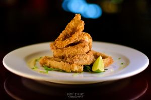 Crumbed Calamari Rings by DulcetEpicure