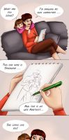 The art analysis by CuriousCucumber