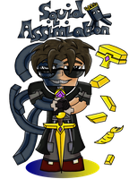SkydoesMinecraft: Squid Assimilation by Lord-Varian
