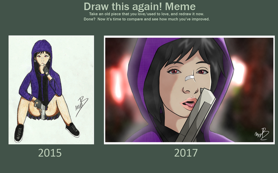 Draw This Again! - Emiria 2015-2017 by MrRudy
