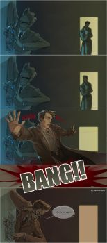 Doctor Who - Bang! by maXKennedy
