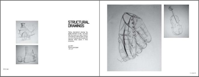 Structural Drawings by hamstarr