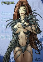 Witchblade by shawnr22