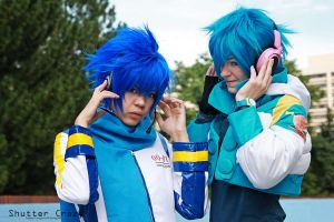 Kaito and Aoba by shutter-crazy