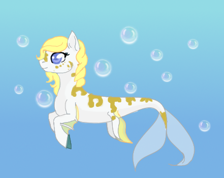 Coral Sea adult by kittenAX