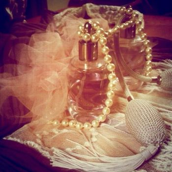 Perfume Pearls by grudvica