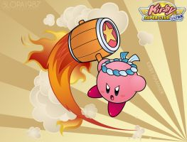 Kirby Hammer by Blopa1987
