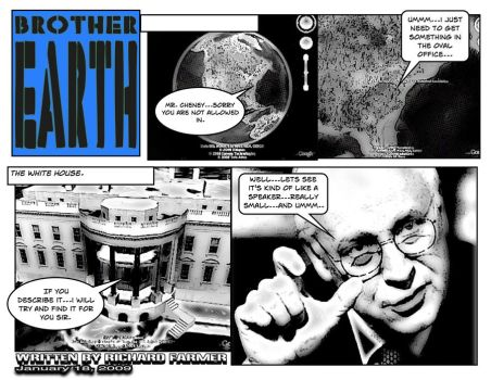 Brother Earth Issue 3 by farmer9999