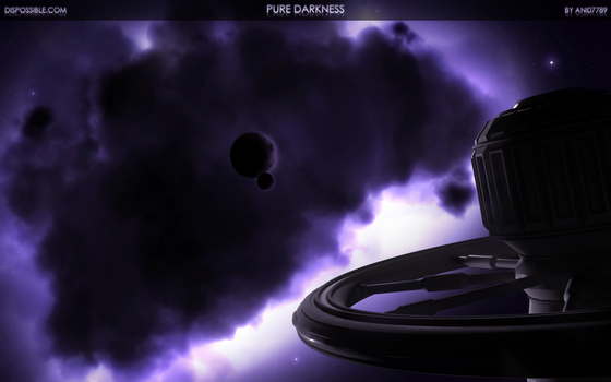Pure Darkness by ani07789