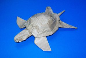 Sea Turtle by PeryB