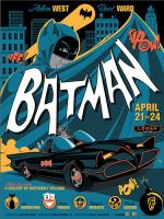 Batman '66 by MikeMahle