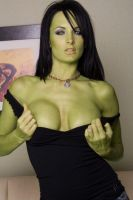 Black Top Hulk by shehulk54675467
