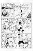 adventures of lyle pg 3 by Megalosaurus
