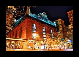 Chicago Public Library by dx