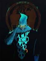 SWAG Disney HADES by Toxandreev