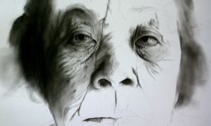 Granny In Law WIP :J by Peeba
