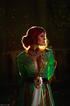 TW:WH - Triss by MilliganVick