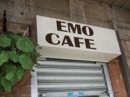 Emo Cafe by maxari4