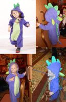 Spike Costume by spotsandpatches