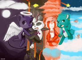 Mixed Friendships by audin0