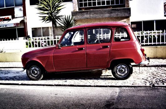Renault 4 L: Lomo by Lanth