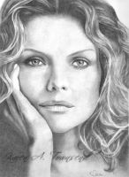 Michelle Pfeiffer by Karentownsend