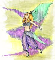 Belly dance by ReDragoNatalia